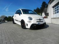 Fiat 595 Abarth 500 Mike Sanders Hohlraumversiegelung