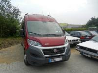 Fiat Ducato Mike Sanders Hohlraumversiegelung