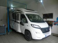 Fiat Ducato Hymer Wohnmobil Mike Sanders Hohlraumversiegelung