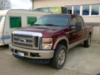 Ford F250 Mike Sanders Hohlraumversiegelung