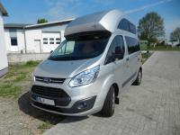 Ford Transit Nugget Mike Sanders Hohlraumversiegelung
