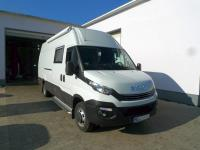 Iveco Daily Mike Sanders Hohlraumversiegelung