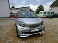 Smart Forfour Brabus Mike Sanders Hohlraumversiegelung